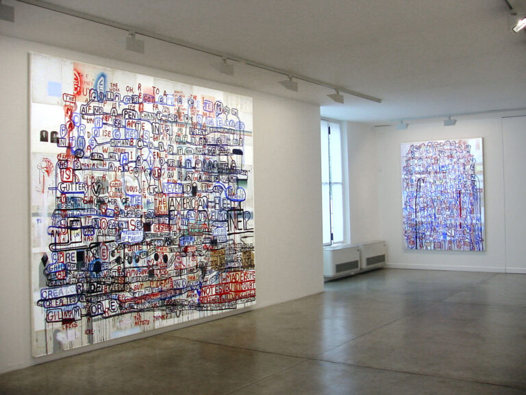 Graham Gillmore - Cardi Gallery Milan