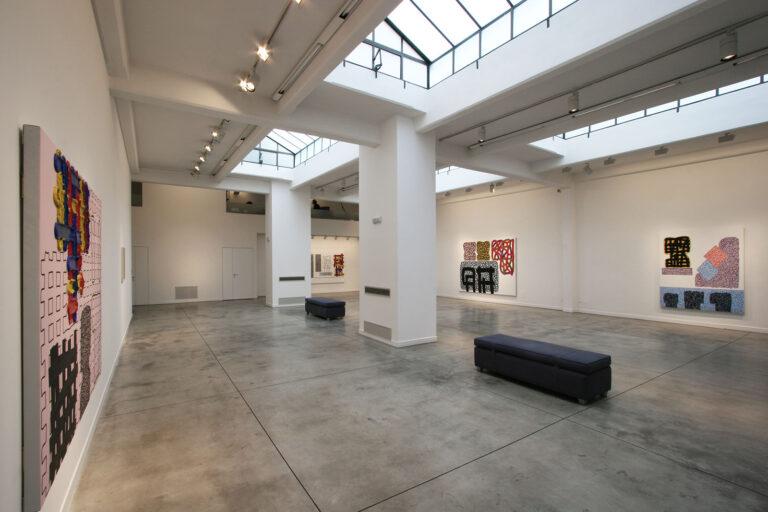 Jonathan Lasker - Cardi Gallery Milan