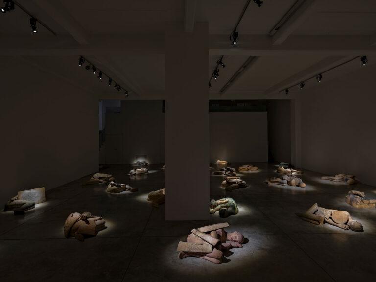 Mimmo Paladino - Cardi Gallery Milan