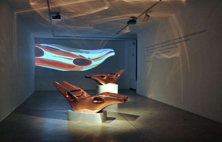 Ross Lovegrove - Cardi Gallery Milan