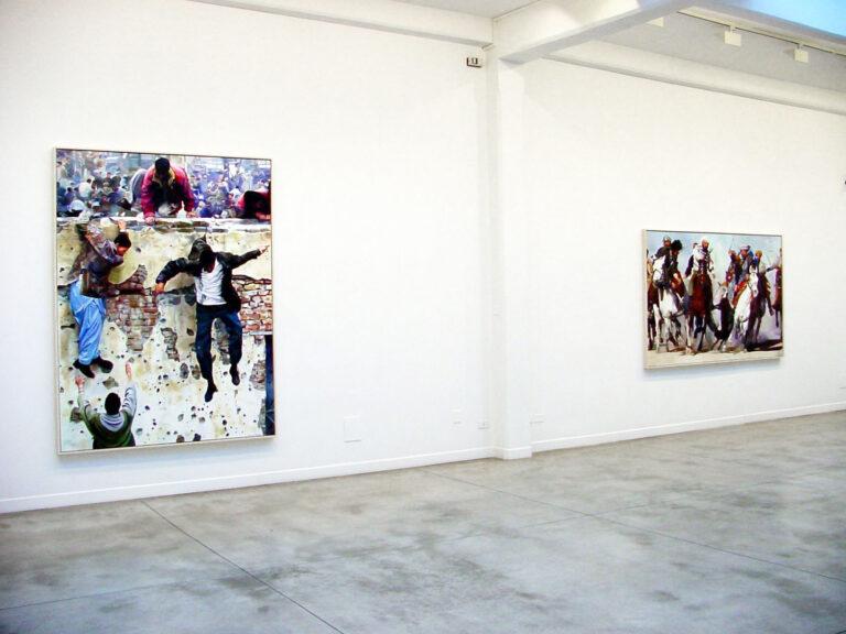 Malcolm Morley - Cardi Gallery Milan
