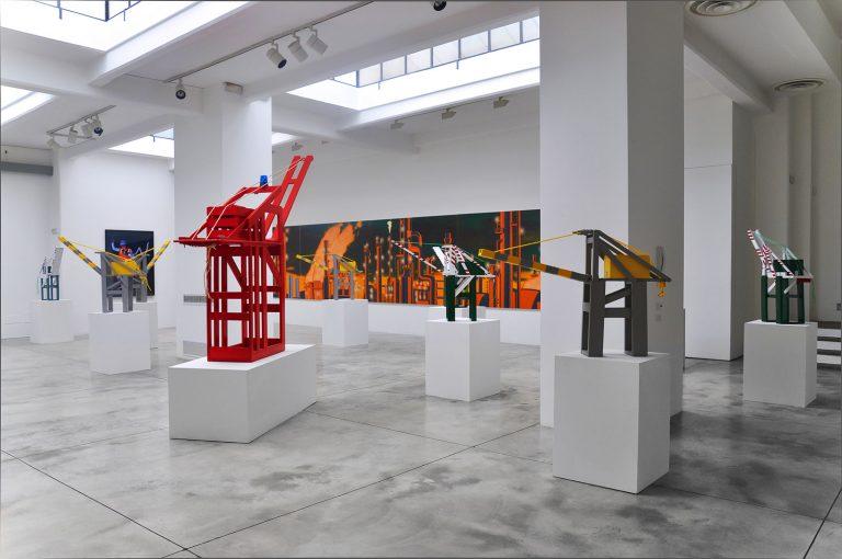 Mario Ybarra Jr. - Cardi Gallery Milan