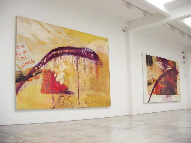 Julian Schnabel - Cardi Gallery Milan