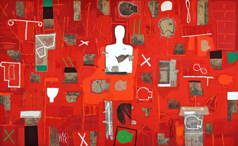 Mimmo Paladino - Untitled, 2010