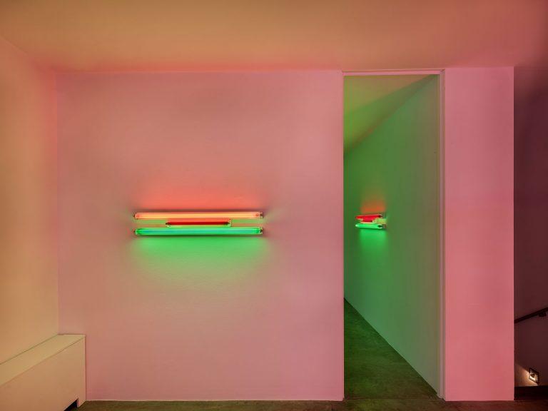 Dan Flavin - Cardi Gallery Milan