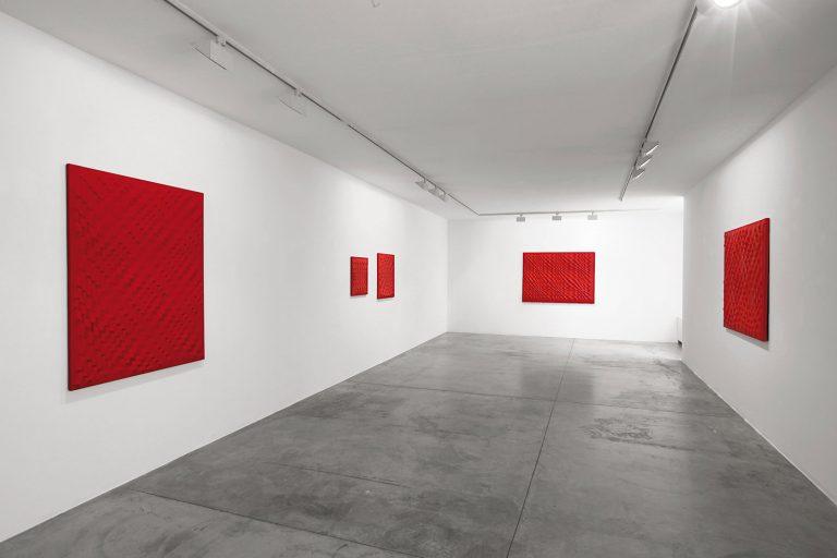 Enrico Castellani - Cardi Gallery Milan