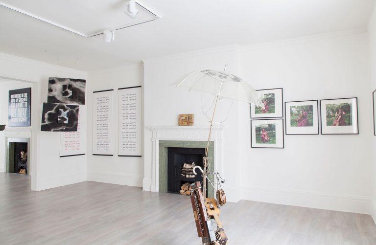 My life in flux - Cardi Gallery London