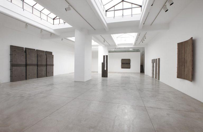 Giuseppe Uncini - Cardi Gallery Milan
