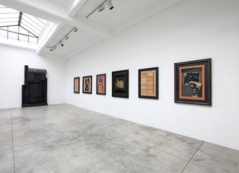 Lousie Nevelson - Cardi Gallery Milan