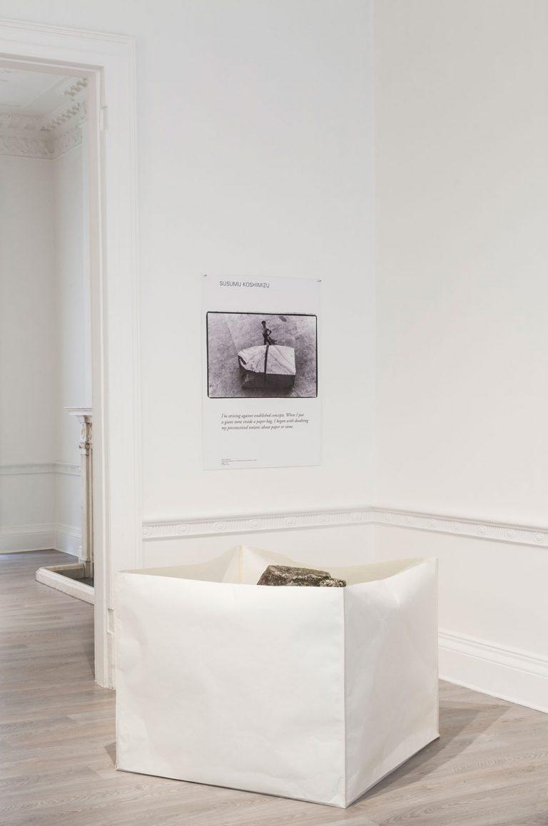 Tribute to Mono-Ha - Cardi Gallery London