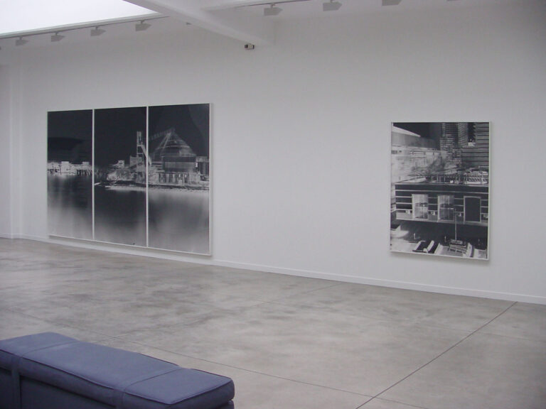 Vera Lutter - Cardi Gallery Milan