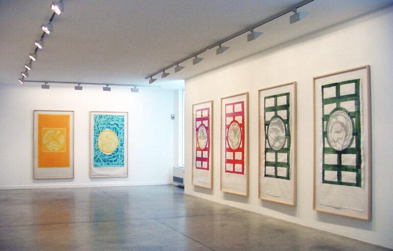 Domenico Bianchi - Cardi Gallery Milan