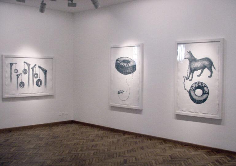 Paolo Canevari - Cardi Gallery Milan