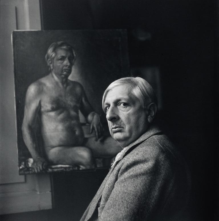 Irving Penn - Giorgio De Chirico (1 of 7), 1983