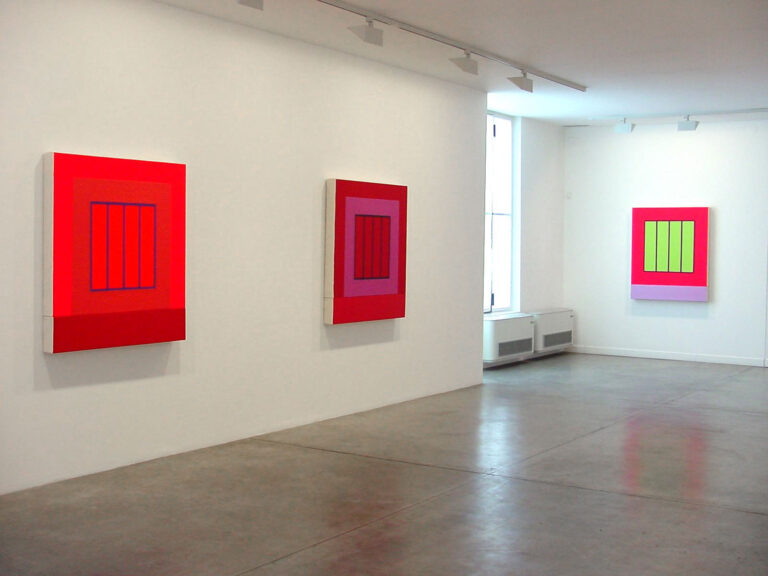 Peter Halley - Cardi Gallery Milan