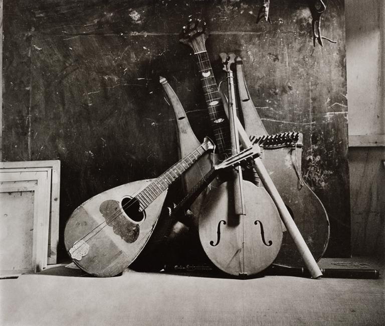Irving Penn - Musical Instruments, 1983
