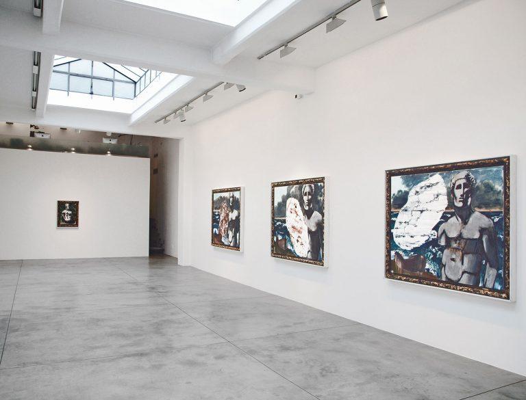 Markus Lüpertz - Cardi Gallery Milan