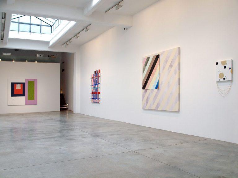 Sarah Cain - Cardi Gallery Milan