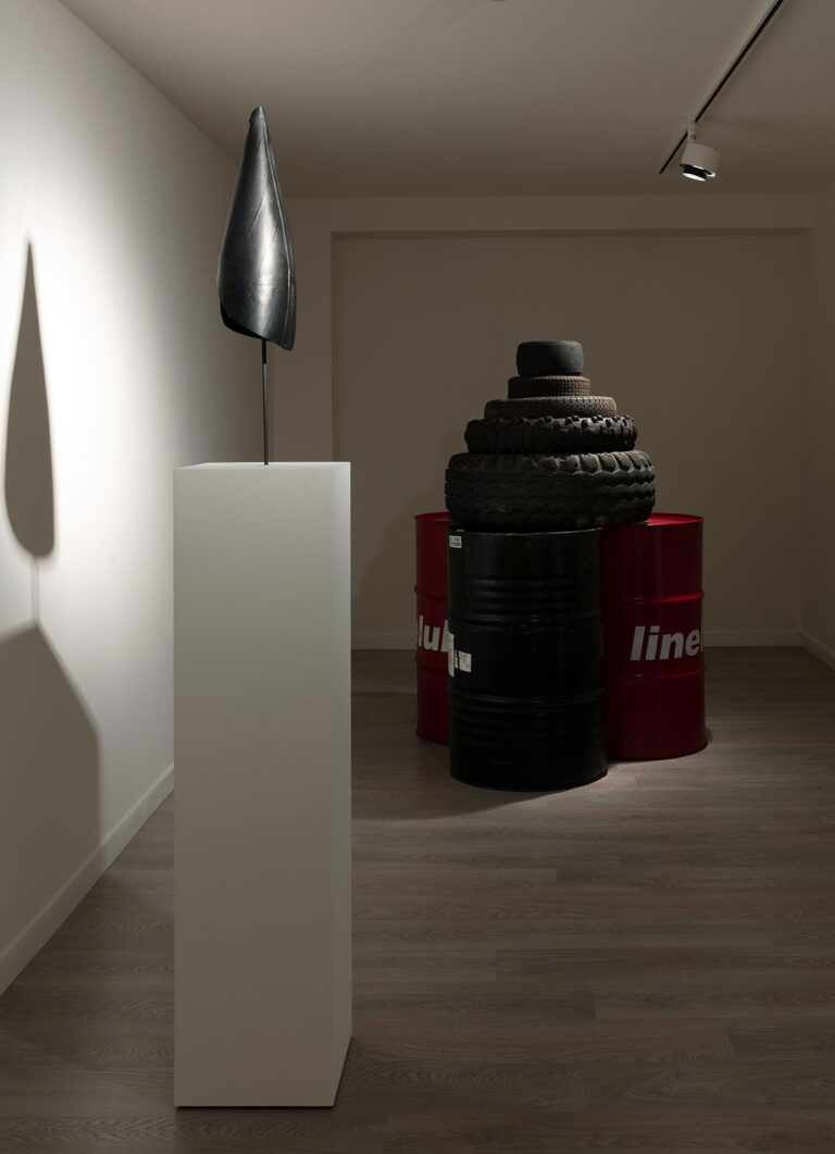Paolo Canevari - Cardi Gallery London