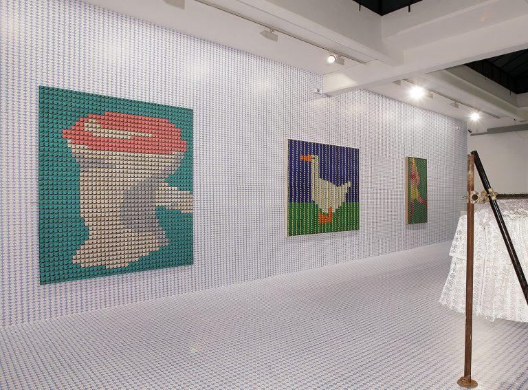 Thomas Bayrle - Cardi Gallery Milan