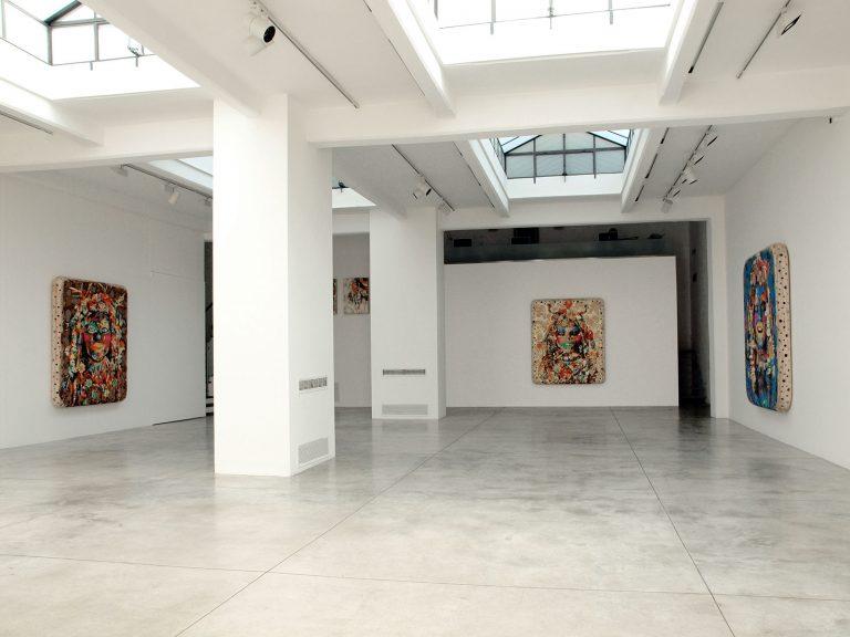 Ashley Bickerton - Cardi Gallery Milan
