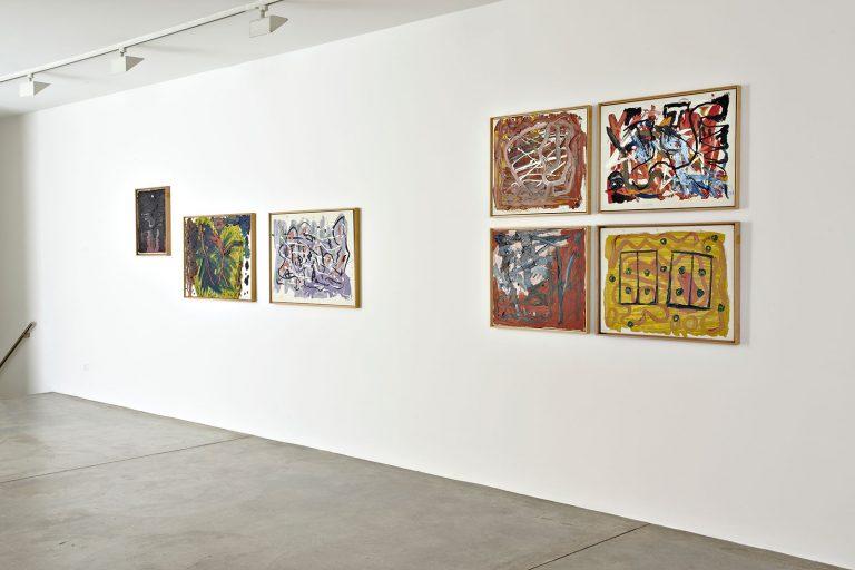 A.R. Penck - Cardi Gallery Milan