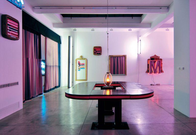 Flavio Favelli - Cardi Gallery Milan
