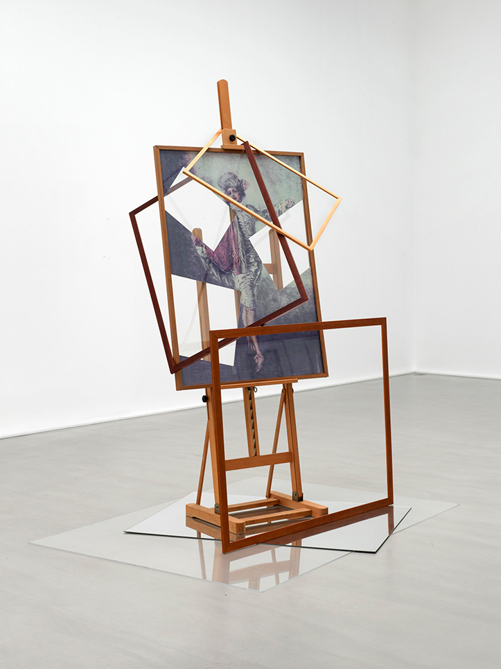 Giulio Paolini - L'Indifferent, 2013