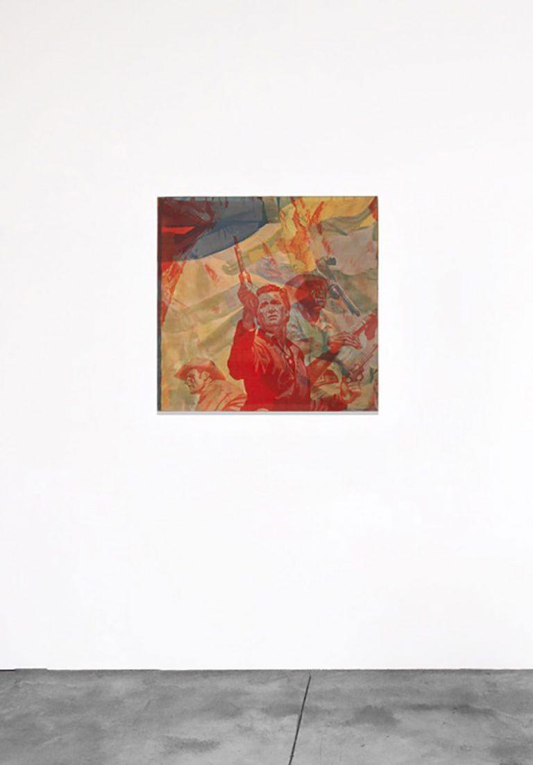 Mimmo Rotella - La rivincita